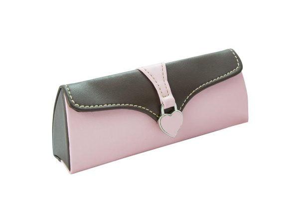 Clutch Glasses Case - Pink