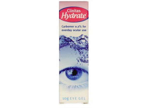 Clinitas Hydrate Gel 10g