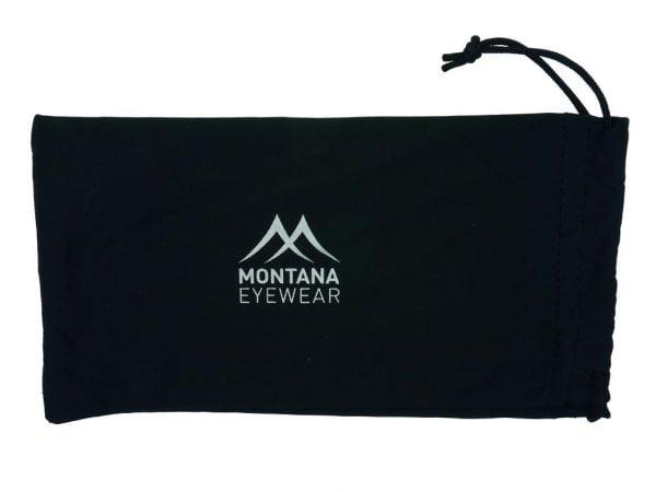 Montana Fit Over Polarised Sunglasses Matt Black & Smoke Lenses