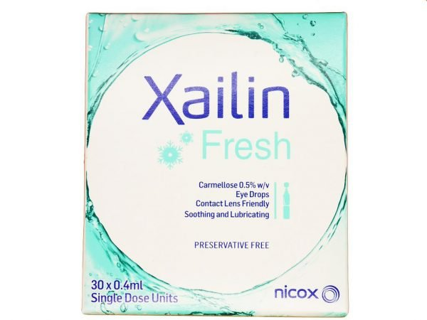 Xailin Fresh Dry Eye Drops